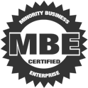 Minority Business Enterprise (MBE) Ceritified
